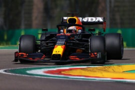 Third Free Practice Results 2021 E. Romagna F1 GP