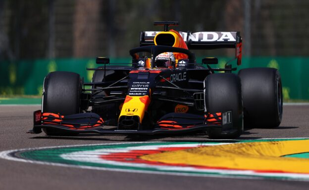 Third Free F1 Practice Results 2021 E. Romagna F1 GP (FP3)