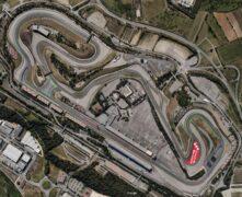 Spanish F1 Grand Prix circuit