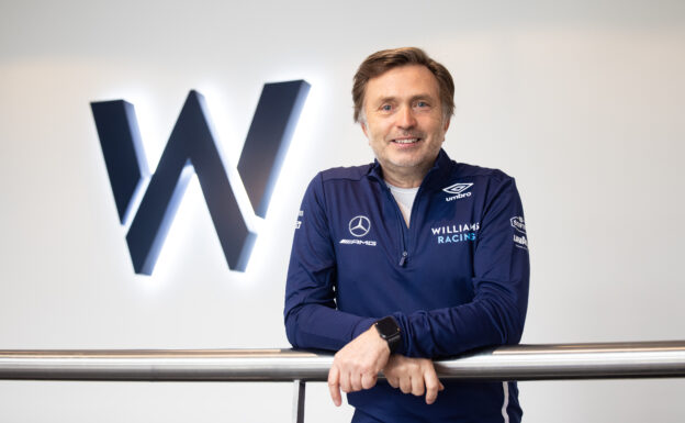 New Williams team boss 'knows how to succeed'