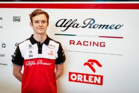 Alfa Romeo confirms Callum Ilott as Reserve Driver for this season