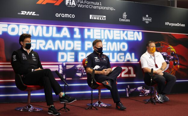 Schumacher says early start for 2021 title 'mind games