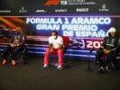 Post-Race Press Conference 2021 Spanish F1 GP