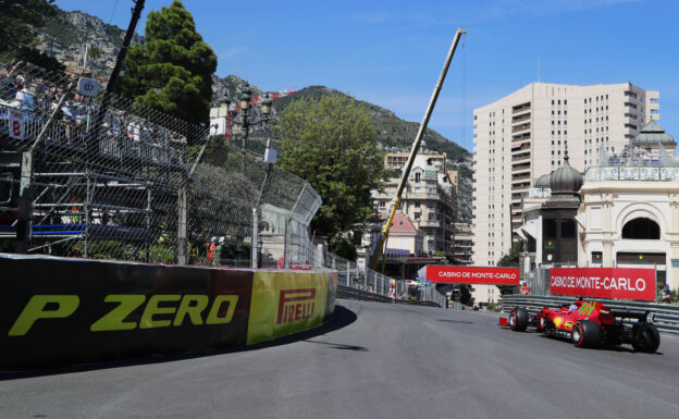 Tyre compound analysis after FP1 & FP2 in Monaco
