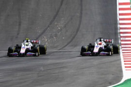 Rosberg on Schumacher beating Mazepin 'completely'