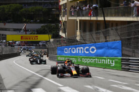 Monaco F1: Easy Max....by Peter Windsor