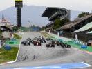 2021 Spanish F1 GP Timelapse Race Recap