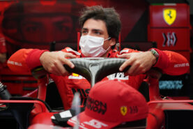 Formula 1 Steering Wheel Tour with Carlos Sainz