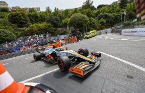 McLaren team dropping Gulf livery for next race