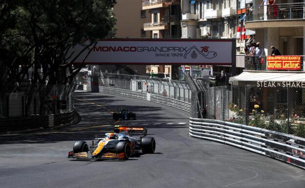 Ferrari 1-2 on Monaco Thursday! By Peter Windsor