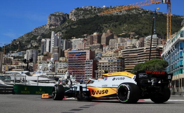 McLaren Unboxed   Full Monte   Monaco GP