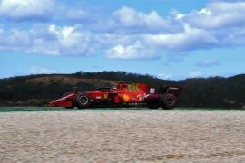 Ferrari boss happy with his new driver Sainz