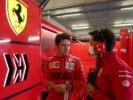 Leclerc says Ferrari mood different after Vettel left