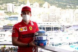 Leclerc denies Ferrari happy with their mediocre performance