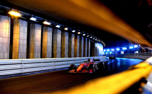 Charles on the F1 Monaco pole! By Peter Windsor