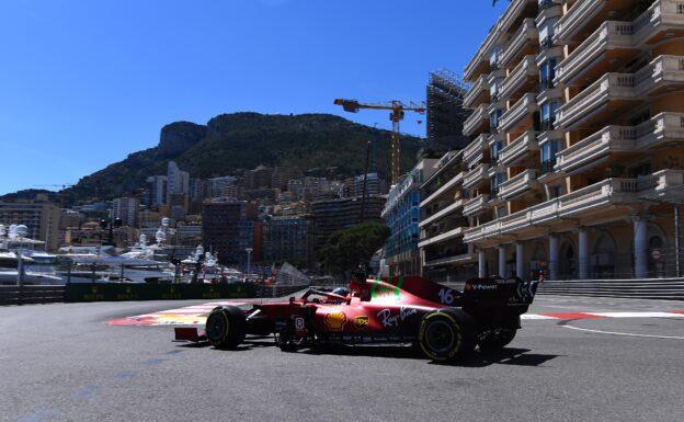 F1 Qualifying Results 2021 Monaco Grand Prix & Pole Position