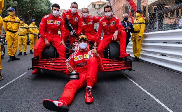 Monaco GP recap video by Scuderia Ferrari