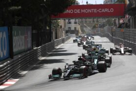 F1 will try to modify Monaco track layout?