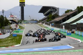 Mercedes 2021 Spanish GP F1 Race Debrief