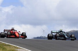 Weird and windy F1 Portugal by Peter Windsor