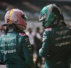 Next level speculation on Vettel at Aston Martin team