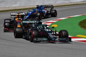 Verstappen's father says Red Bull Racing must close gap