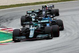 Third this season 'out of reach' now for Aston Martin