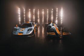 Behind the Scenes of the Gulf X McLaren Shoot