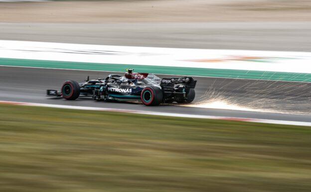 Verstappen admits Mercedes team is stronger this weekend