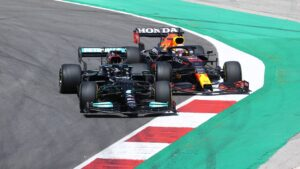 When will Verstappen & Hamilton collide for the first time?