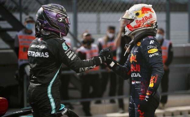F1 CEO not afraid Hamilton-Verstappen title fight will get out of hand