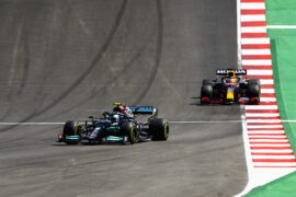 Marko admits Mercedes VS Red Bull situation is 'tense'