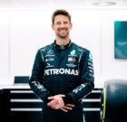 Grosjean's gets Special Mercedes F1 Test!