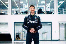 Romain Grosjean 2021 Beyond the Grid interview