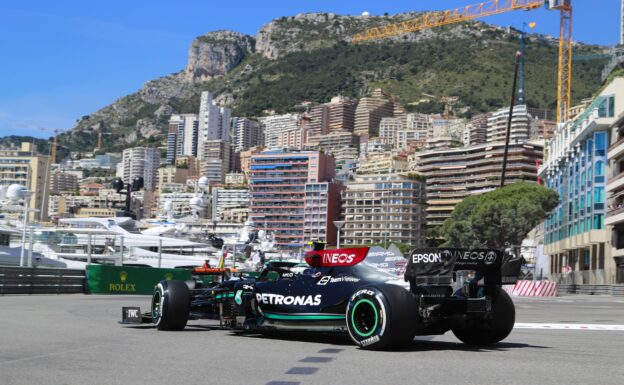 Mercedes 2021 Monaco GP F1 Race Debrief