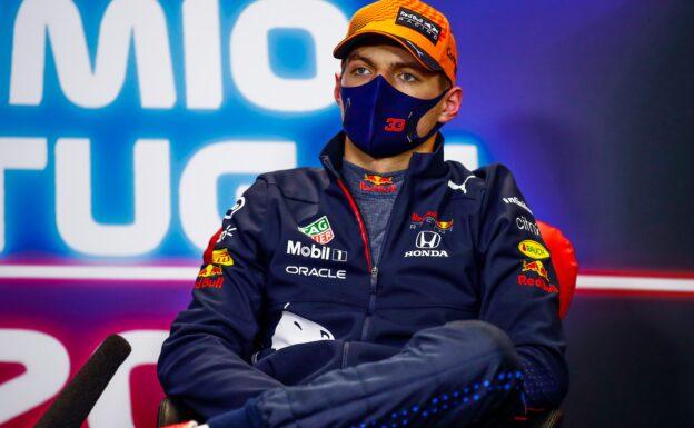 Verstappen says Portimao level of grip 'unworthy of F1'