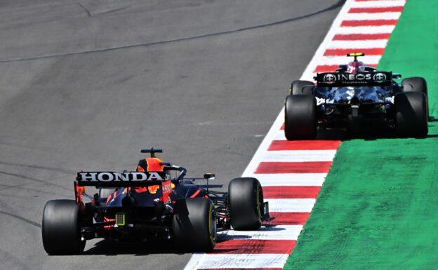 Mercedes 2021 Portuguese F1 GP Race Debrief