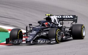Is the Honda still slower than the Mercedes engine?