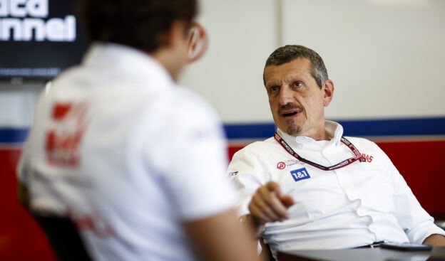 Steiner urges F1 to race past current covid crisis
