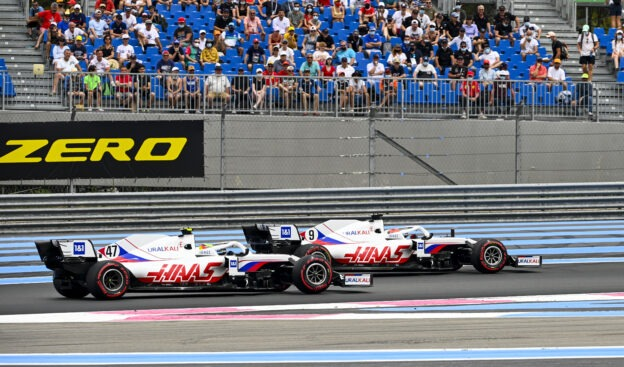 Steiner expects more conflict between his current drivers