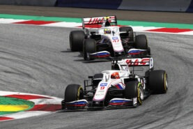 Mazepin not the ideal teammate this year for Schumacher?