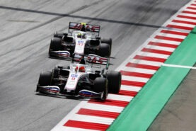 Haas team admits Mazepin's car more heavy than Schumacher's