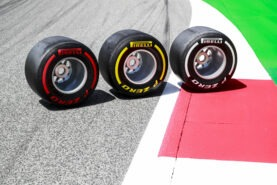 Pirelli's new rear tyre not only due to Baku blowouts?