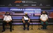 Constructors Press Conference 2021 Azerbaijan F1 GP