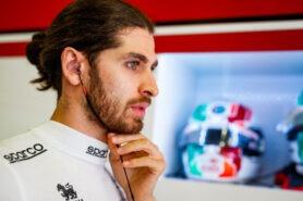 Giovinazzi still not sure he will stay at Alfa Romeo