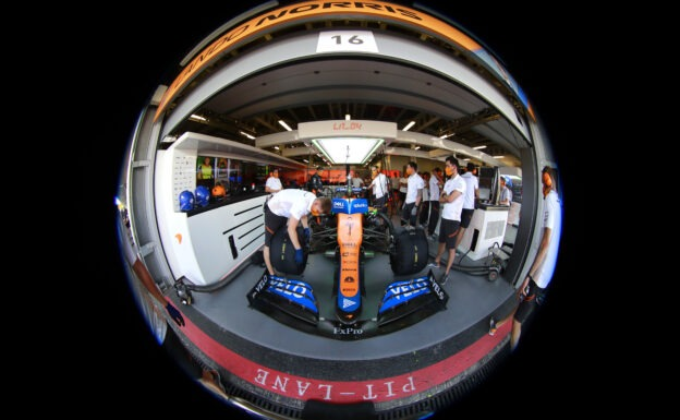 McLaren Unboxed   Land of Fire   Azerbaijan GP