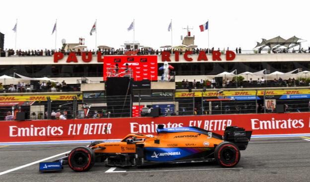 McLaren Unboxed   Enchanté   French F1 GP