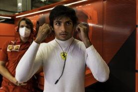 Sainz says he demands more than Barrichello-like Ferrari F1 career