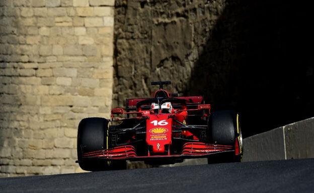 F1 Qualifying Results 2021 Azerbaijan Grand Prix & Pole Position