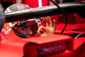 Sainz surprised fellow switched F1 pilots not quick at new team